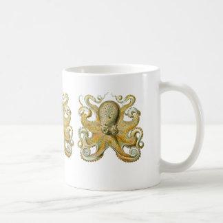 Common Octopus Coffee Mug