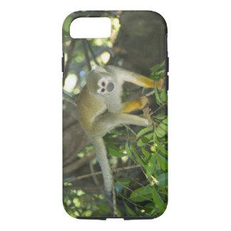 Common Squirrel Monkey, (Saimiri sciureus), Rio iPhone 8/7 Case