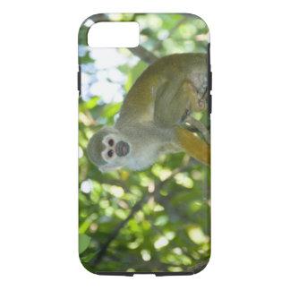 Common Squirrel Monkey (Saimiri sciureus) Rio iPhone 8/7 Case