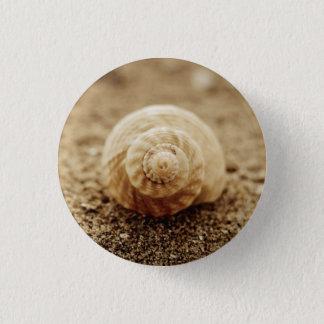 Common Whelk | Botany Bay 3 Cm Round Badge