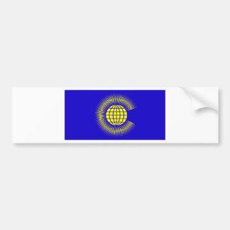 Commonwealth Bumper Sticker