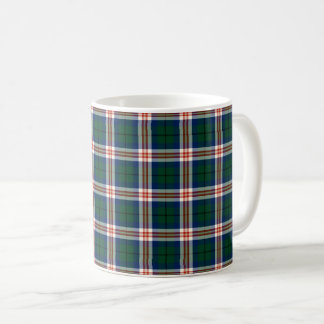 Commonwealth of Kentucky Tartan Coffee Mug