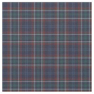 Commonwealth of Massachusetts Tartan Fabric