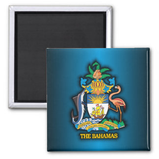 Commonwealth of the Bahamas COA Magnet