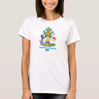 Commonwealth of the Bahamas COA T-Shirt