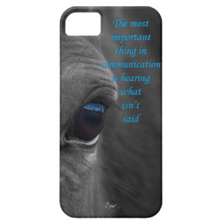 Communication iPhone 5 Covers