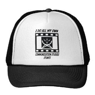 Communication Studies Stunts Mesh Hat