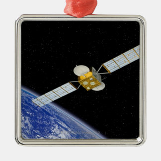 Communications Satellite Christmas Ornament