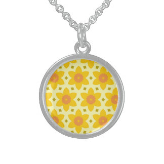 Communicative Remarkable Healing Versatile Round Pendant Necklace
