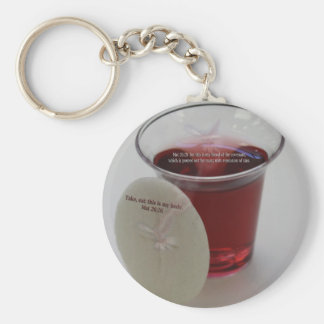 Communion Blessing Keychains
