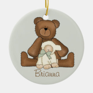Communion Lamb Ornament