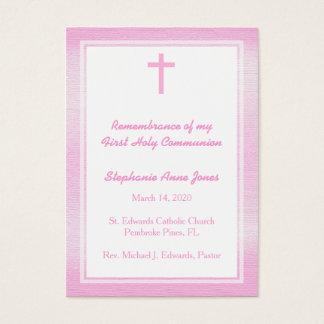 Communion Pink Watercolor