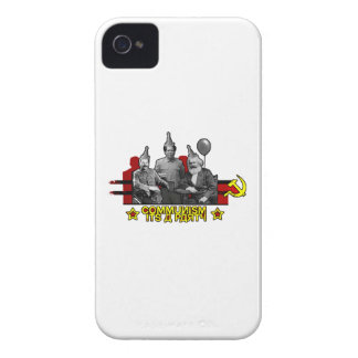 Communism It's a Party iPhone 4 Cases