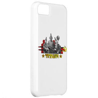 Communism It's a Party iPhone 5C Cover