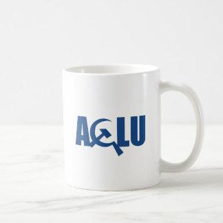 Communist ACLU Basic White Mug