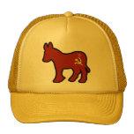 Communist Donkey Cap