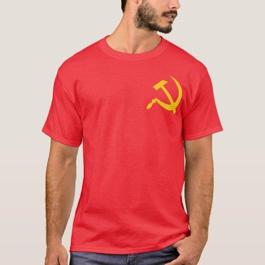 Communist Hammer & Sickle T-Shirt