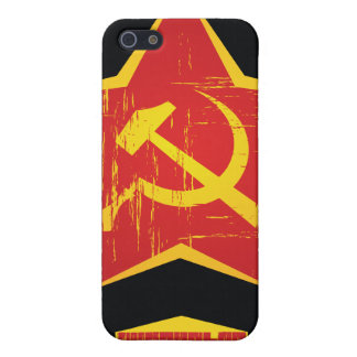 Communist iPHone Case For iPhone 5/5S