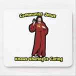 Communist Jesus knows Sharing is Caring