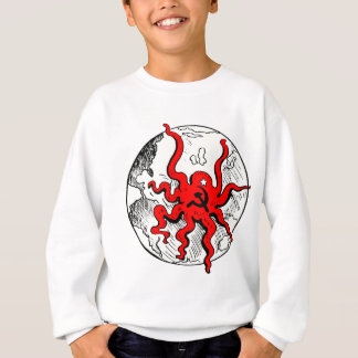 Communist Octopus Sweatshirt