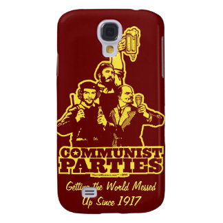 Communist Parties Galaxy S4 Cover