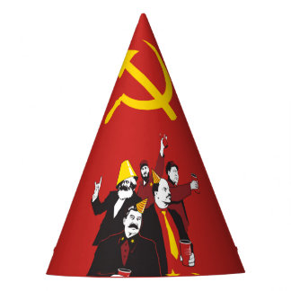 Communist Party party hat socialist karl marx