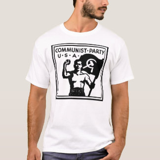 Communist Party USA T-Shirt