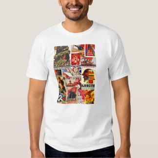 communist propaganda t-shirt