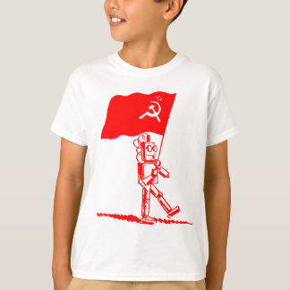 Communist Robot T-Shirt