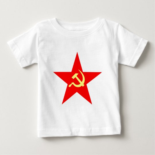 Communist star baby T-Shirt