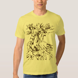 Communitree (Brown) T-shirt
