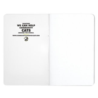 Community Cats Podcast Pocket Journal