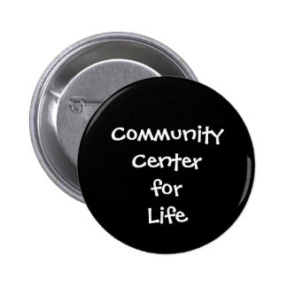 Community Center for Life Button