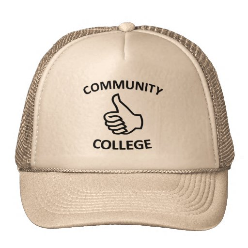 Community College Hats