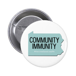 Community Immunity button