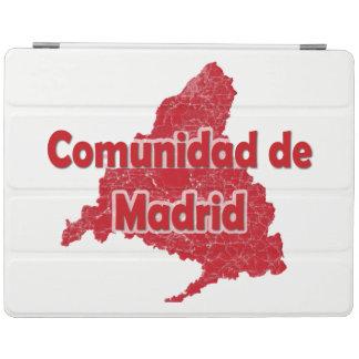 Community of Madrid iPad Cover