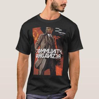 Community Organizer - Lenin in Soviet Russia T-Shirt