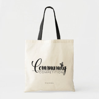 Community Over Competition Tote