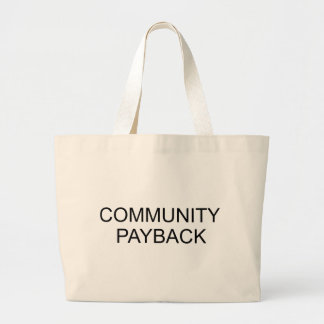 Community Payback Bags