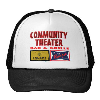 Community Theater Bar and Grill Cap