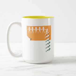 Community Two-Tone Mug