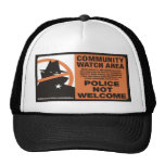 Community Watch Area Hats