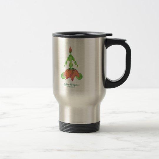 Communter Mug (Lotus Posture)