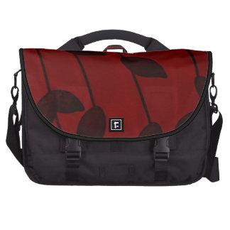 Commuter Bag Red Vine
