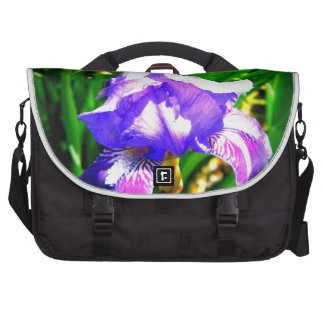 Commuter Bag w/ Bumble Bee Iris