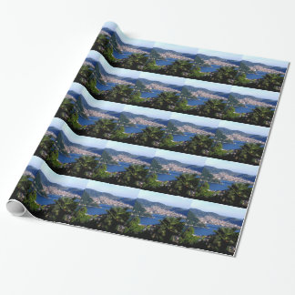 Como Lake 2 Wrapping Paper