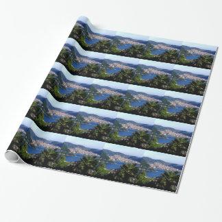 Como Lake 2 Wrapping Paper