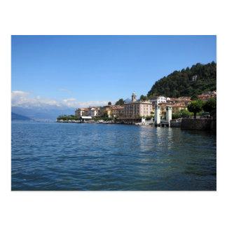 Como Lake 3 Postcard