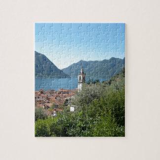 Como Lake Jigsaw Puzzle