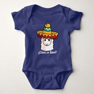 ¿Cómo se llama? Baby Bodysuit